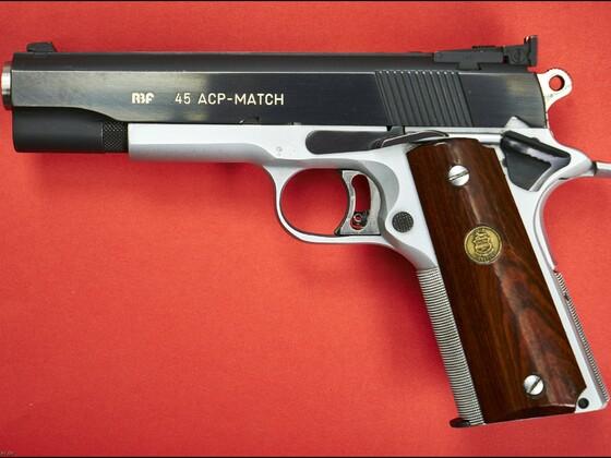 RBF  45ACP Match