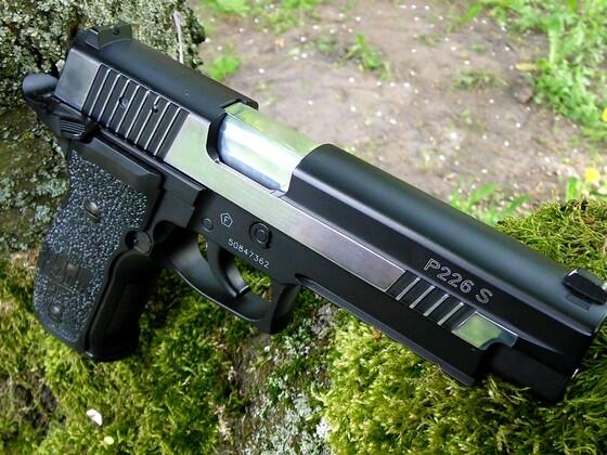 Sig Sauer P226 S X-Five B&W