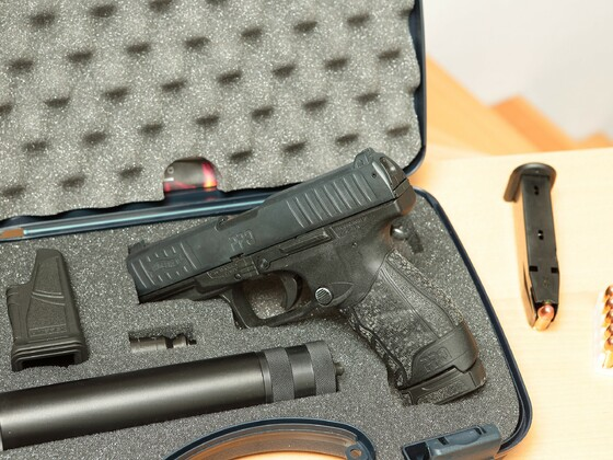 Walther PPQ M2 (Navy Kit)