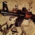 AK 47 Klappschaft Deaktiviert #1