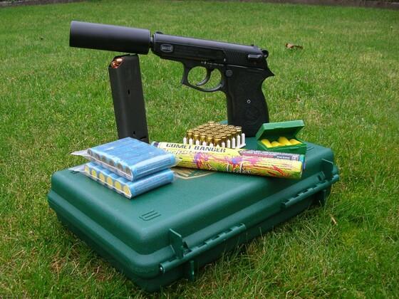 Mauser HSc Modell 90