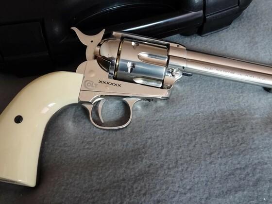 Solidcore Colt SAA .43