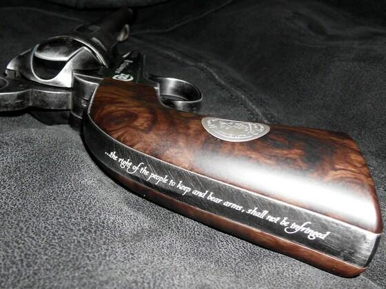 "Colt SAA 7,5"" NRA Edition"