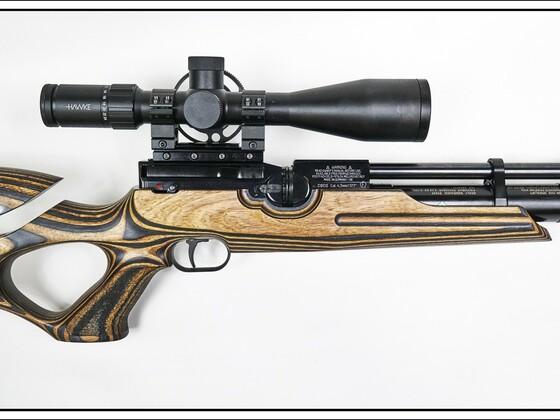 HW100 TK Carbine mit Hawke ZF (#13220) 6-24X50 Compact