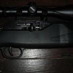 Eines von 2x 850 Air Magnum. Hier die 4,5mm Version (noch mit dem 6x ZF.