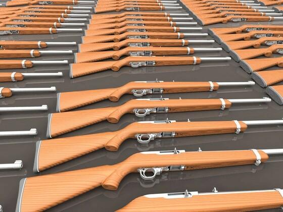 Remington 10-22 Depot