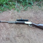 Walther Lever Action Scout Rifle