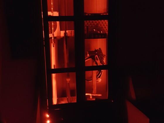 Vitrine Beleuchtung