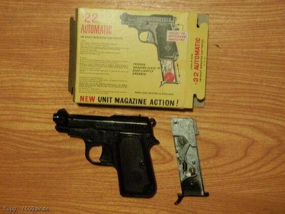 Lone Star .22 Automatic Magazin vl