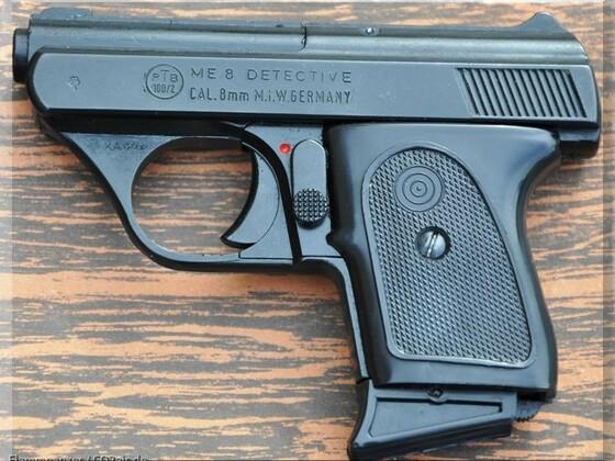 Melcher ME8 8mm Knalltüte