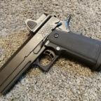 Nuprol Raven Hi-Capa 4.3 Vollmetall GBB 6mm BB