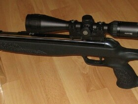 Walther LGU Varmint mit Hawke Panorama 3-12x40