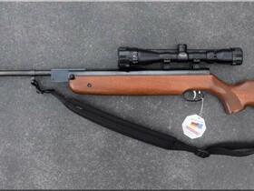 Weihrauch HW80k Knicklaufgewehr 4,5mm Druckluft .177 Schalli