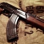 AK 47 Klappschaft Deaktiviert #2