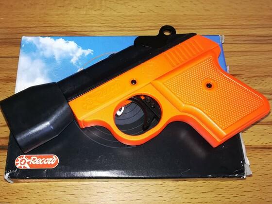 Record B1S orange (aktuelle Ausführung)
