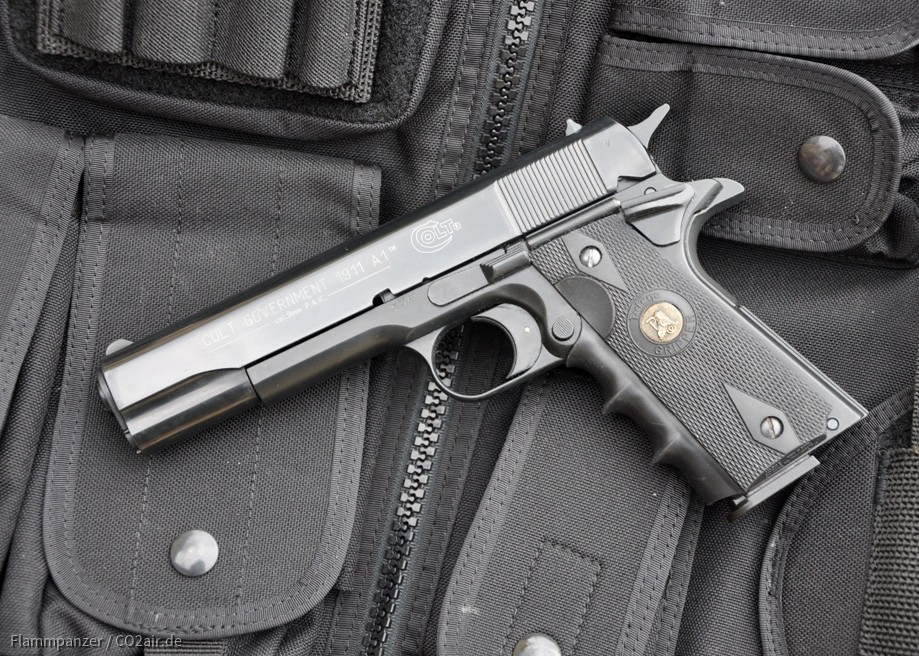 Umarex Colt Government 9mm PAK