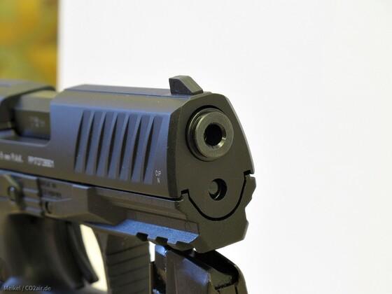 Walther PPQ M2 Mündungsschoner