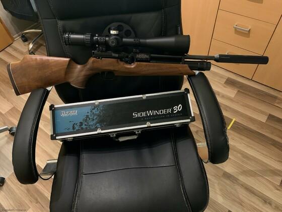 HW100 SK Hawke Sidewinder 8-32x56