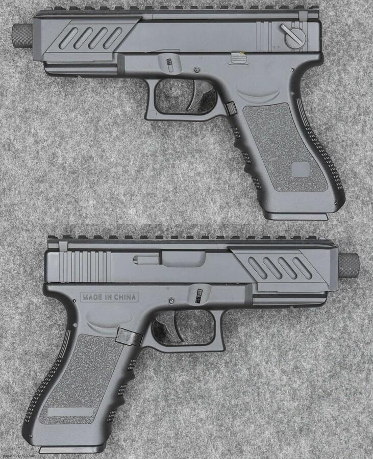 Glock 18C AEP von Cyma (cm.030)