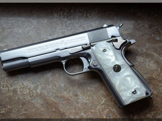 WE 1911 GBB 6mm Vollmetall Colt