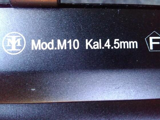 angeblich M11 2