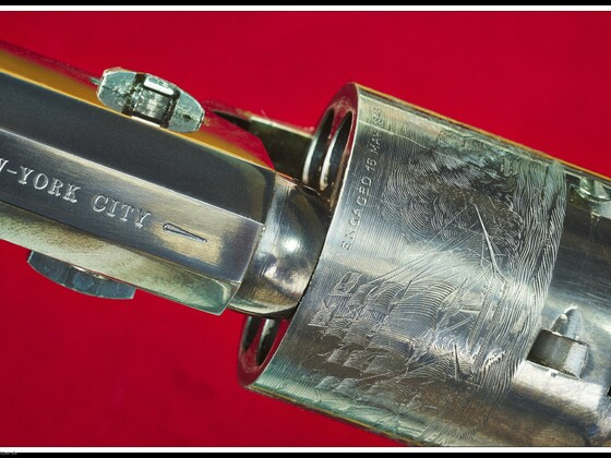 Colt Navy 1851  (2)