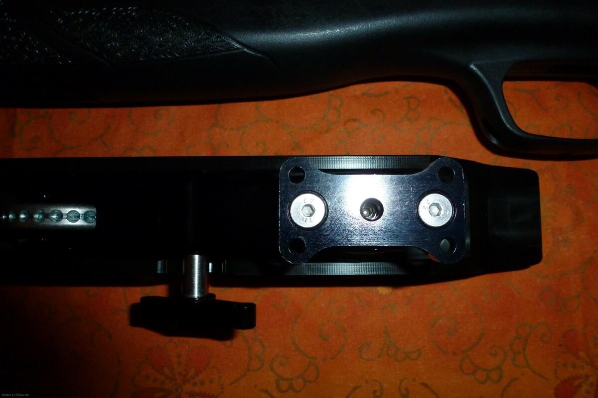 LGU-Varmint Montageplatte