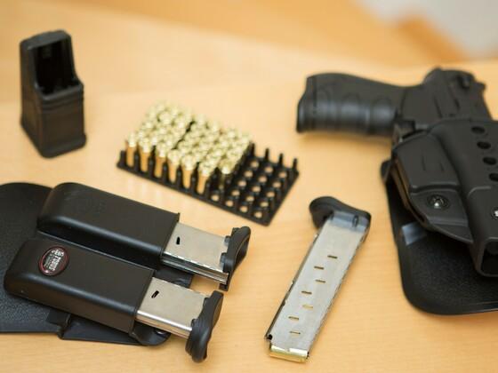Fobus Magazin-Holster 6922 für die Magazine der Walther PK380