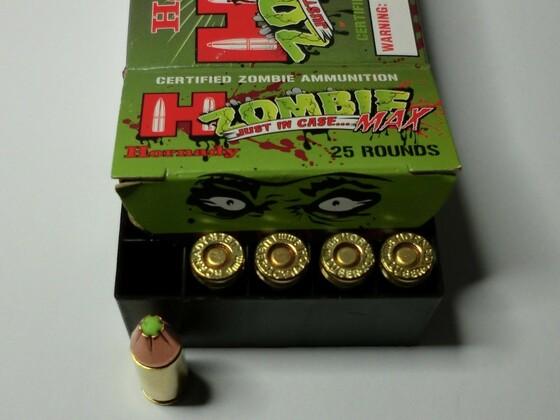Zombie Munition 9x19