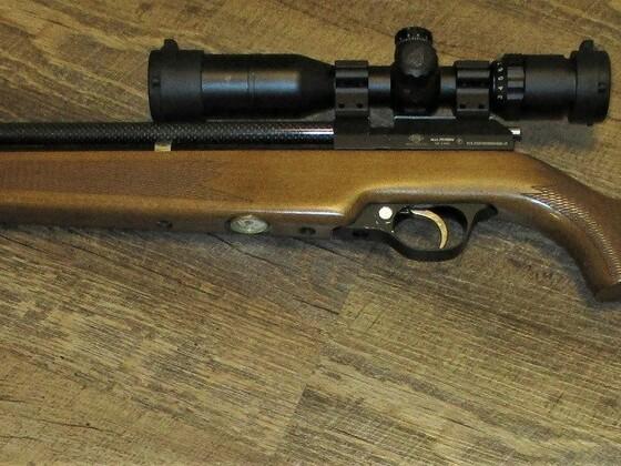 GSG PR 900 W mit UTG Bug Buster 3-12x32 SF