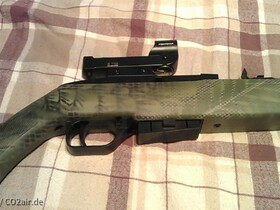 Paintjob Crosman .1077 Co2