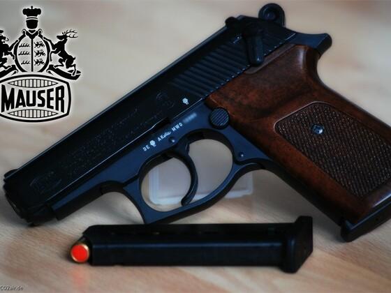 Mauser HSc 90