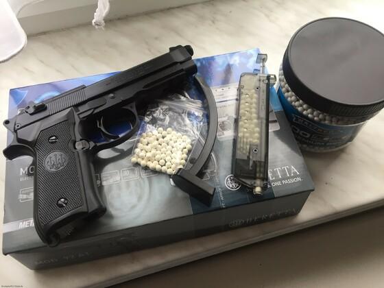 Beretta 92 A1 AEG