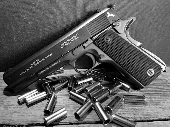 Colt 1911 A1 Co2