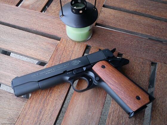 Colt 1911A1 P.A.K.