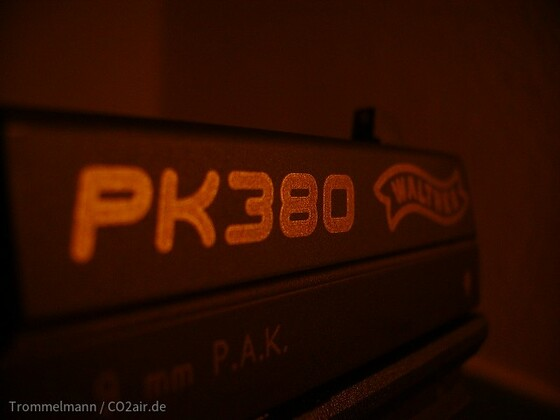 PK380 Spielereien