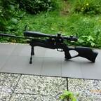 850 Air Magnum Varmint mit Ritter Optik 10-40x50 YTAC