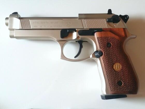 Beretta 92fs Diabolo
