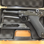 P08 Blowback 4,5mm BB