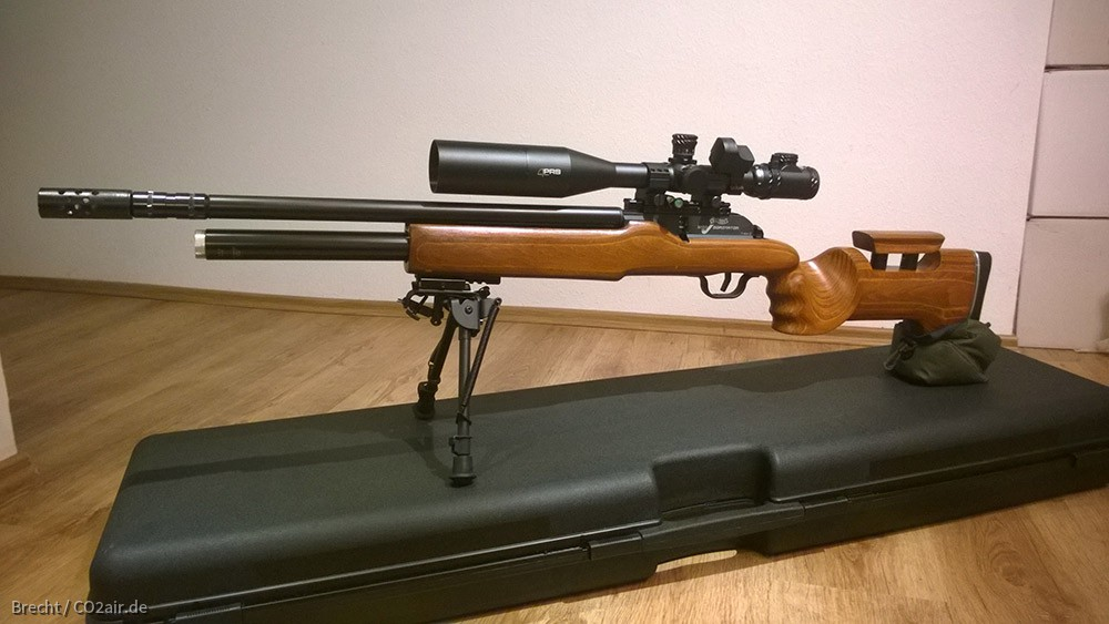 Walther 1250 Dominator