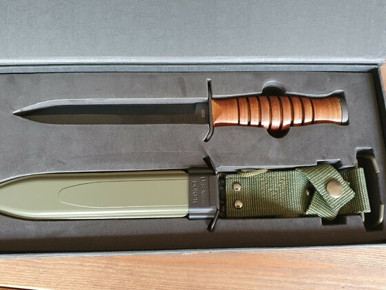 BÖKER PLUS M3 Trench Knife