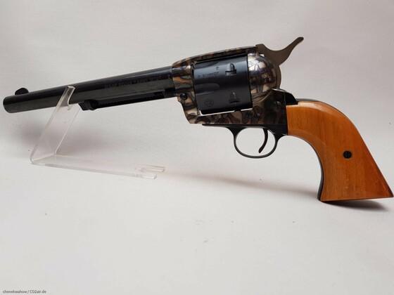 H. Schmidt , Mod 121B, Texas-Scout Army 1873 Revolver. PTB 7-72