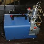 300 Bar Kompressor mit einstellbarem Druck