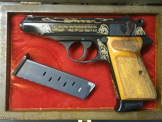 SN 1007 Walther PP