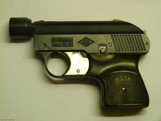 Reck-Protector cal.6mm PTB214
