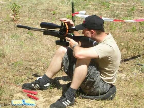 Field Target Training Wernsdorf