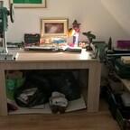 Meine kleine Werkstatt :-)