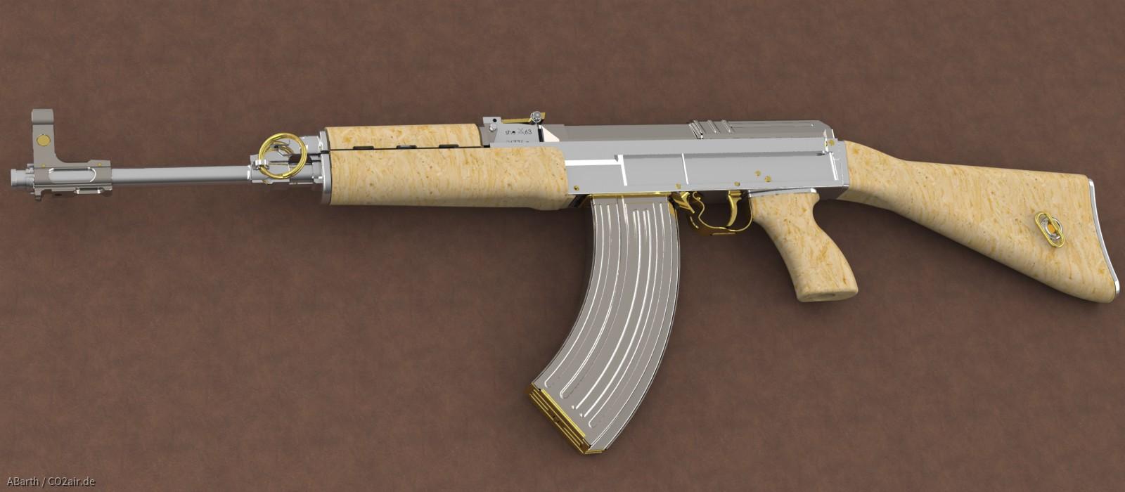 """CZ VZ-58 """"veredelt"""""""