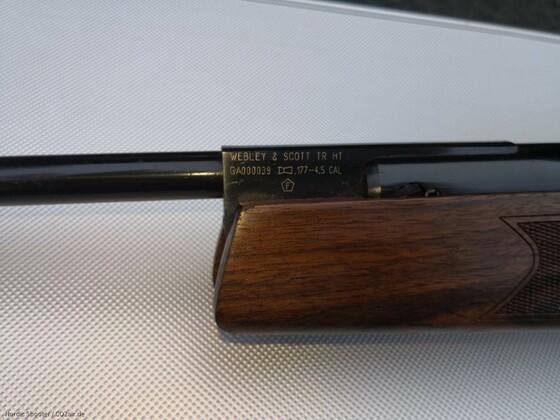 Webley Longbow SE