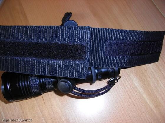 Taschenlampenholster